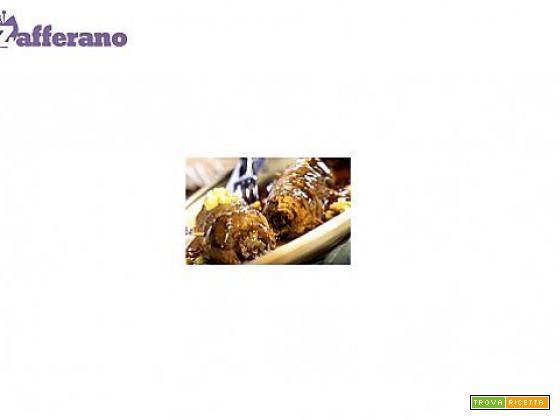 Involtini alla mostarda di Cremona