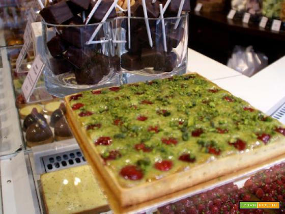 Paris Gourmande, Atto I: Pain de Sucre, il paradiso terrestre dei golosi