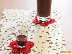 Post ad alto tasso alcolemico: liquore al cioccolato