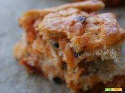 Pane ai pomodori secchi e olive e vita da foodblogger
