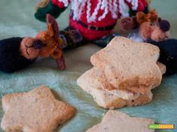 Biscotti speziati gluten free per Babbo Natale...e la vera storia del celiaco più famoso del mondo