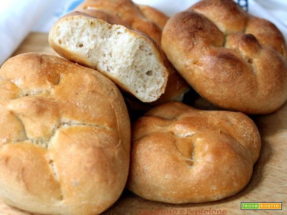 rosette di pane, dimenticate in archivio