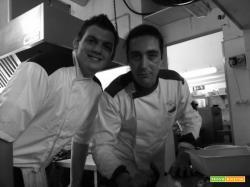 Nella cucina dello Chef Olimpico per il Brunch dell'atleta