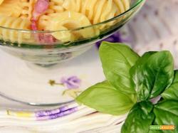 carbonara al gelato di zucchine per l'mtc