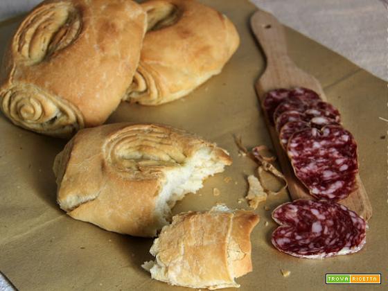 pan de hojaldre, sfoglini frutto di una sera solitaria