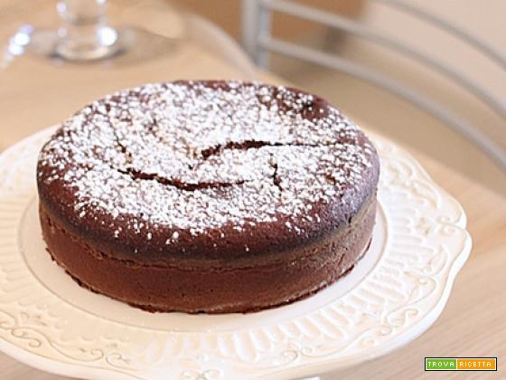 Ringraziamenti & la torta al cioccolato con panna acida di Nigella