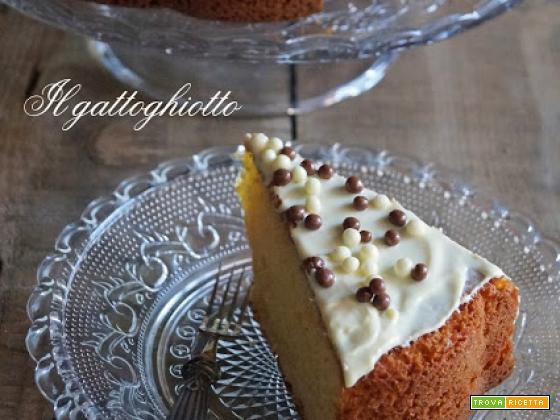 Ciambellone alla vaniglia