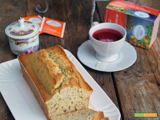 Cake agli agrumi del mediterraneo