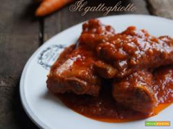 Puntine di maiale in umido...settimana dedicata al comfort food!