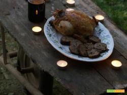 Pollo ripieno di casa mia