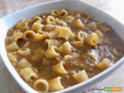 Pasta e lenticchie, per godere dei benefici nutrizionali dei legumi