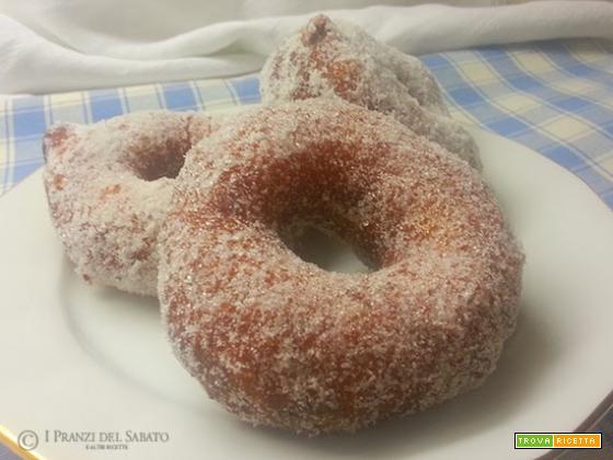 Frati fritti o doughnuts?