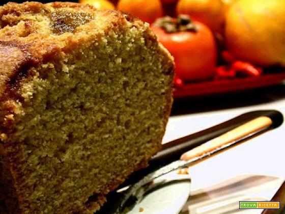 Plum cake alle tre farine