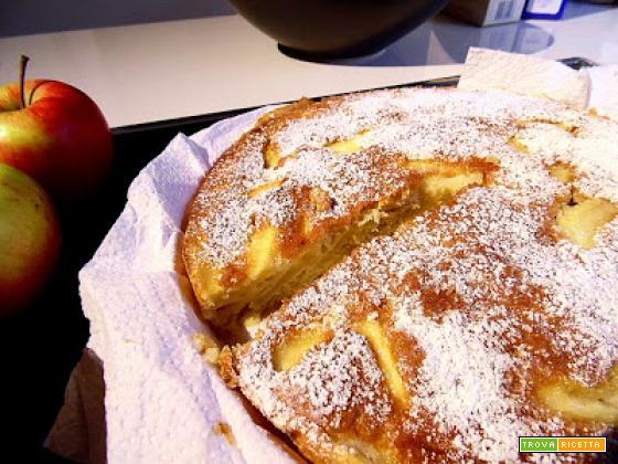 La mia torta di mele....