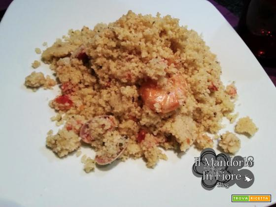 Cous Cous di mare