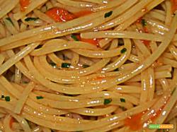 Bimby, Spaghetti ai Ricci di Mare