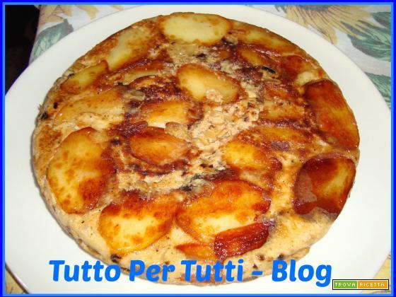 CUCINA - TORTE SALATE & CO - TORTINO PATATE E CIPOLLE
