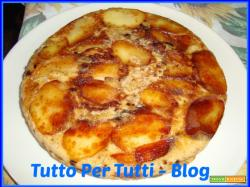 CUCINA - TORTE SALATE & CO - TORTINO PATATE E CIPOLLE