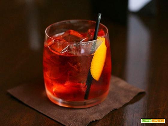 Il cocktail Negroni: storia e ricetta