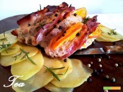Arista al Forno con Arancia e Bacon