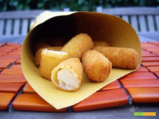 Crocchette di Patate (versione street food)