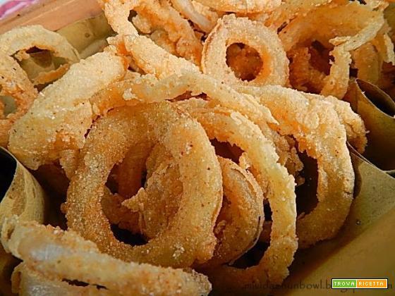 La ricetta degli Onion Rings per il 4 Luglio!