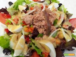 Salade Nicoise ? Insalata Nizzarda