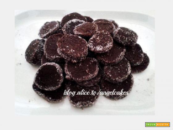 Heidesand al doppio cioccolato
