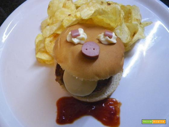 Hamburger burloni