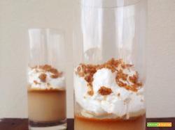 Panna cotta al caffè con agar agar