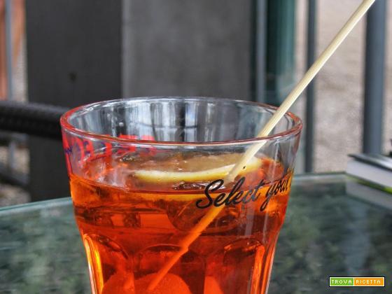 Lo Spritz, l'aperitivo alla Veneziana