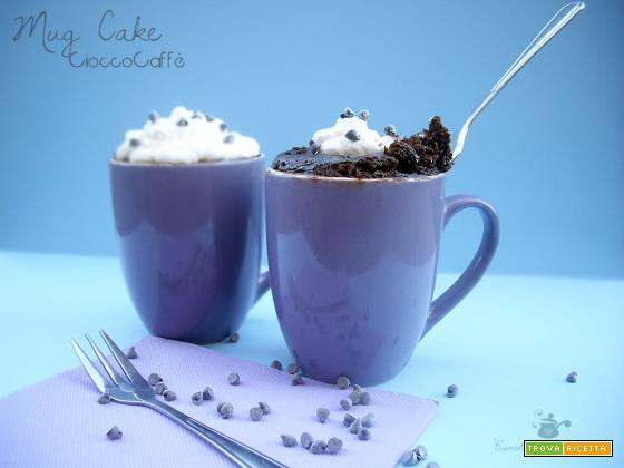 Mug Cake CioccoCaffè