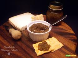 Marmellata di Melanzane e Pistacchi