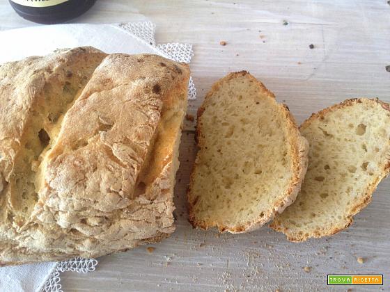 Pane senza glutine e senza farine speciali per imagnifici6