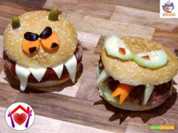 Hamburger spaventosi