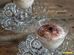 Mousse al caffè espresso: Dolcezze al cucchiaio n.1