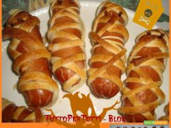 HOT MUMMY DOG - speciale Halloween