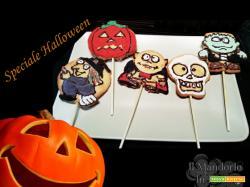 Biscotti di Halloween all'arancia
