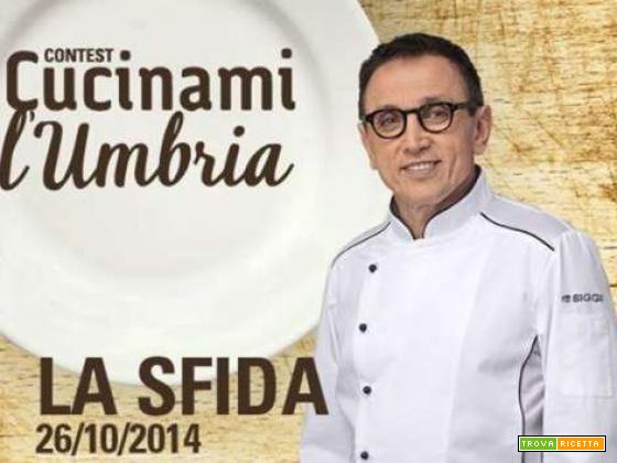 Cucinami l'Umbria con Buono Barbieri