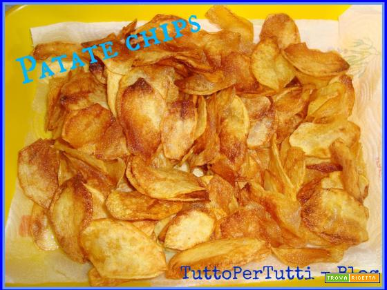 PATATE CHIPS COME VUOI TU!