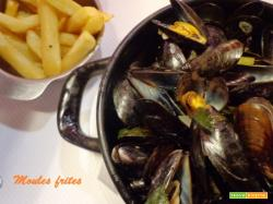Moules frites, ricetta belga