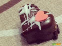 Cioccolatini nocciola e nutella