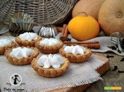 Fingerfood Pumpkin Pie