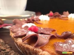 Pumpkin pie o crostata di zucca