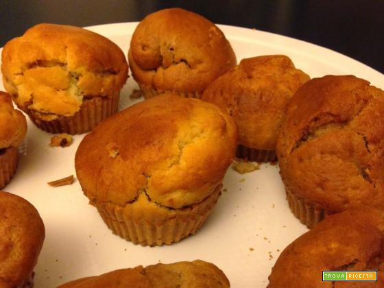 Bimby, Muffin alla Banana