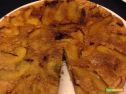 Bimby, Torta Rovesciata di Mele e Nutella