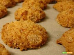 Ricetta antispreco: biscotti ai corn flakes fatti in casa