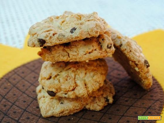 Fare in casa i biscotti ai cereali per una sana colazione