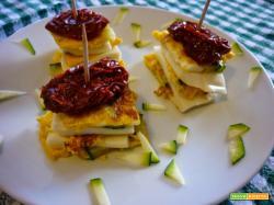 Sandwich di frittata: un'idea sfiziosa per ogni occasione