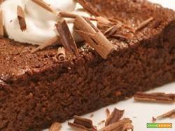 Ricetta per una buonissima torta al cioccolato light